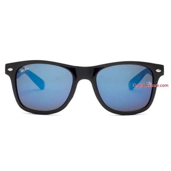 e56ba0918a795 fake ray ban sunglasses RB8381 Wayfarer Black
