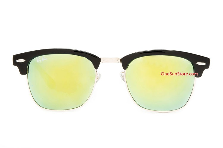 67cddad747d fake Ray Ban sunglasses RB3016 Clubmaster Classic Black