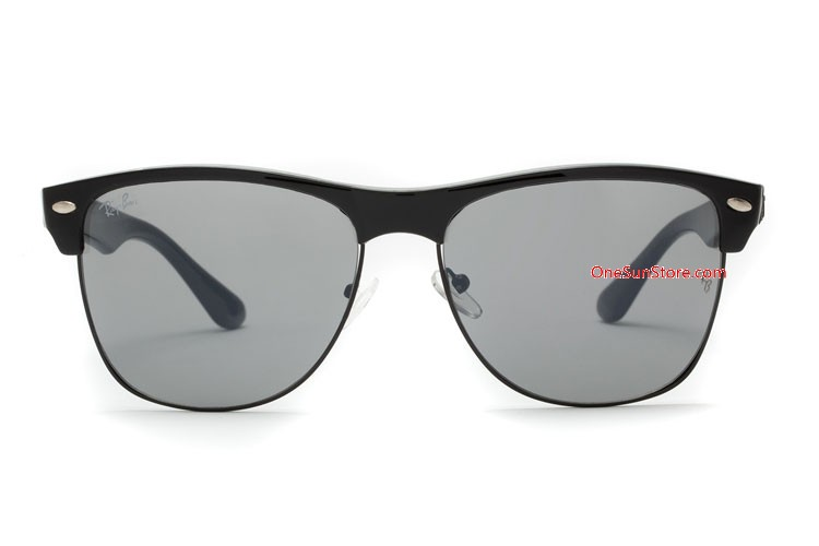 d9ec08cff04 knockoff Ray Ban sunglasses RB4175 Clubmaster Oversized Classic Black