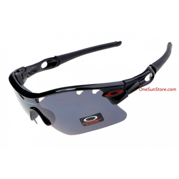 4c043afcf5 knock off Oakley radarlock pitch sunglasses polished black