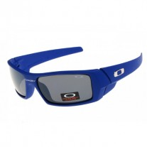 Gascan sunglasses matte blue / gray iridium