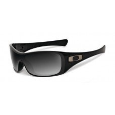 Antix Polished Black Warm Grey Sunglasses New