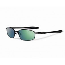Blender Polished Black Emerald Iridium Polarized Sunglasses Newest