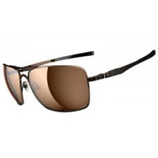 Plaintiff Squared Brown Chrome Sunglasses New Style