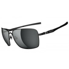 Plaintiff Squared Matte Black Sunglasses Style