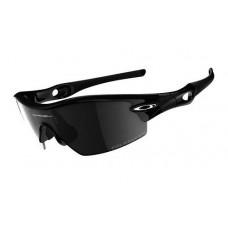 Radar Pitch Polished Black Iridium Polar Sunglasses Collection