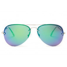 Ray Ban sunglasses RB3806 Aviator Silver