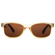 Ray Ban sunglasses RB2132 New Wayfarer Classic Gold