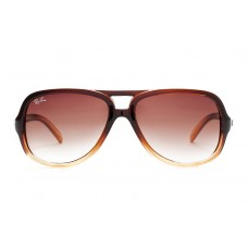 Ray Ban sunglasses RB4162 Cats 5000 Brown