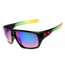 dispatch sunglass black green yellow / ice iridium