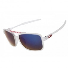 deviation sunglasses white / ice iridium