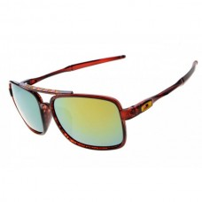 deviation brown / jade sunglass