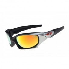 Pit Boss sunglasses silver / fire iridium