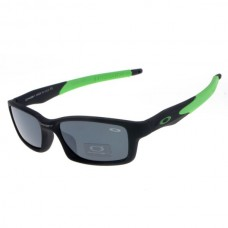 Crosslink sunglasses black green / gray lens
