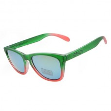 crystal green frogskins sunglasses