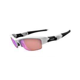 Flak Jacket Polished White G30 Iridium Sunglasses New Arrived