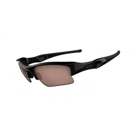Flak XLJ Polished Black VR28 Black Iridium Sunglasses Newest Style