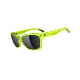 Forehand Neon Yellow Black Iridium Sunglasses Styles