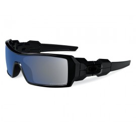 Oil Rig Polished Black Polarized Ice Iridium New Arrived