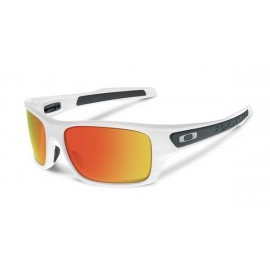 Turbine Polished White Fire Iridium Sunglasses Newest Style
