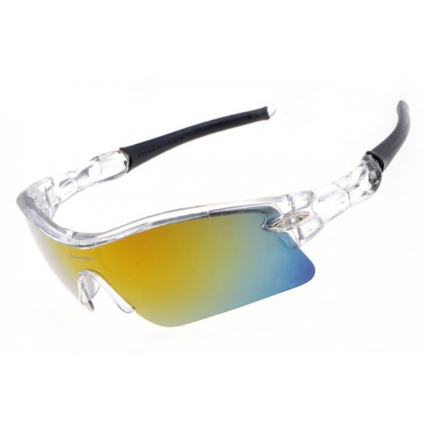0f3431e41cc knockoff Oakley radar pitch clear sunglasses