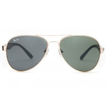 Ray Ban sunglasses RB3806 Aviator Gold