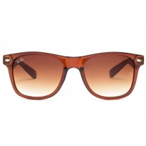 Ray Ban sunglasses RB8381 Wayfarer Brown