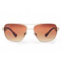 Ray Ban sunglasses RB2483 Aviator Gold