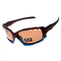Racing Jacket sunglasses brown / blue