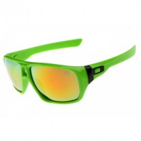 dispatch sunglass polished green / fire iridium