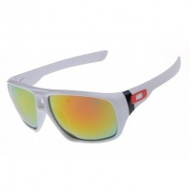 dispatch sunglasses white / fire iridium