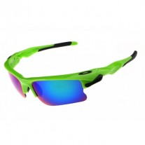fast jacket polished blue sunglasses ice iridium