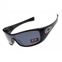 Antix sunglasses polished black gray lens