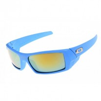 Gascan sunglasses polished blue / fire iridium