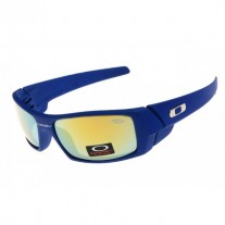 Gascan sunglass polished navy / fire iridium