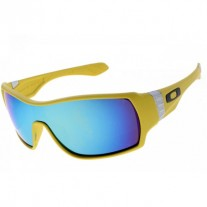 Offshoot yellow sunglasses ice iridium
