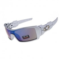 Oil Rig sunglasses gray / ice iridium