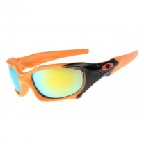 Pit Boss sunglasses polished orange
