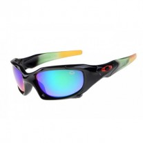 Pit Boss sunglasses polished black frame ice iridium lens