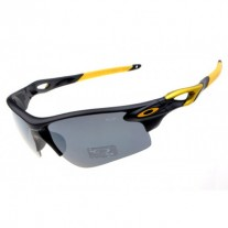 RadarLock path sunglasses black / gold color frame