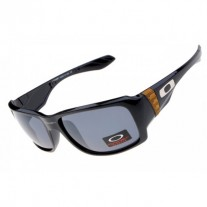 Big Taco sunglasses polished black / gray lens