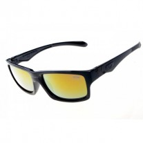 Jupiter Squared sunglasses black / fire iridium