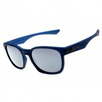 Garage Rock sunglasses blue black stripes / gray