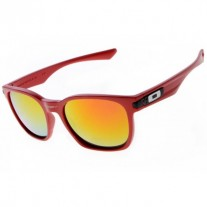 Garage Rock sunglasses red / fire iridium