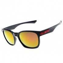 Garage Rock sunglass black / fire lens sale