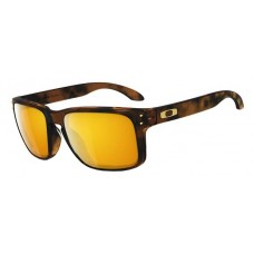 Holbrook SW Brown Tortoise 24k Gold Sunglasses Newest