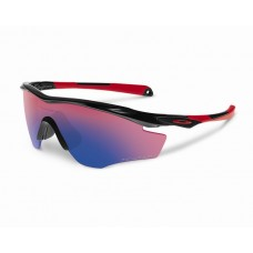 M2 Polished Black Red Iridium Polarized Sunglasses Styles