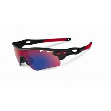 RadarLock Path Black Ink Red Polarized Sunglasses Newest