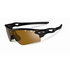 RadarLock Path Polished Black Bronze Polar Sunglasses Style