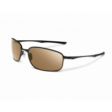 Taper Matte Black Gold Iridium Sunglasses